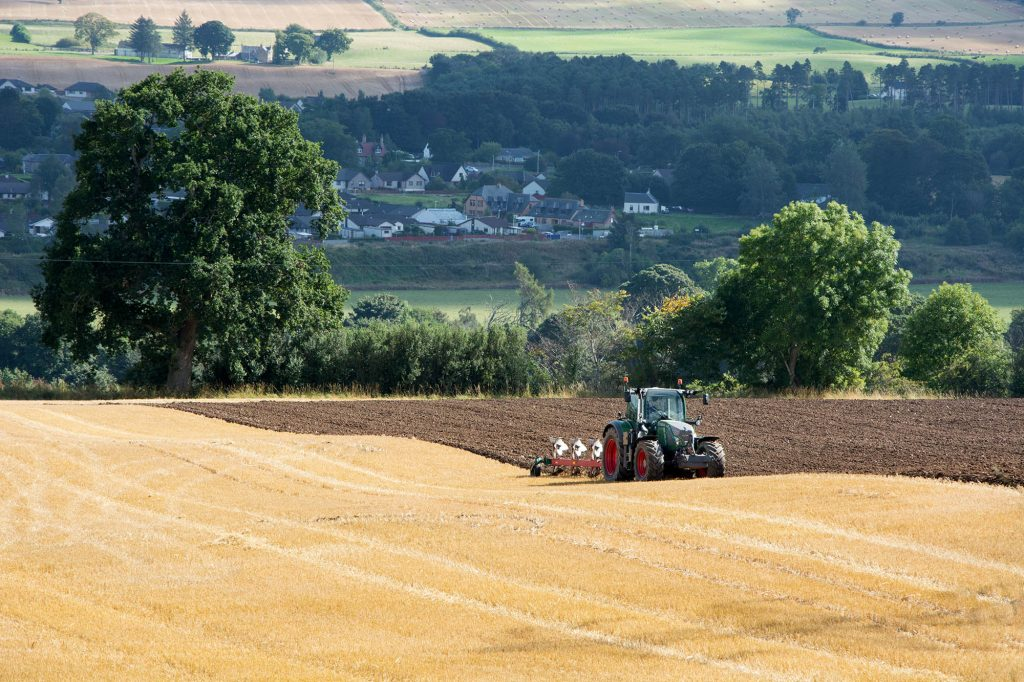 agriculture, forestry and fishing industries across the UK - workplace accidents and ill-health