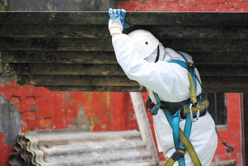 Asbestos protection against expsoure and diseases like asbestosis